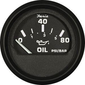 GAUGE-Oil Pressure 2in 80PSI