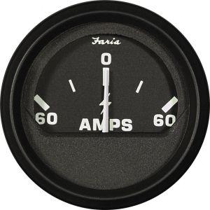 Gauge - Ammeter 2in 60A-0-60A