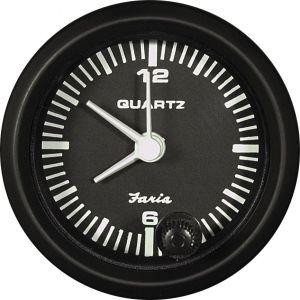 Gauge - Clock 2in Quartz Analog