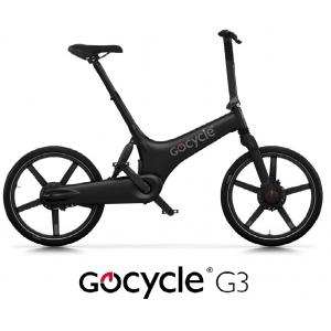 Demo Gocycle FBR Black-Black color