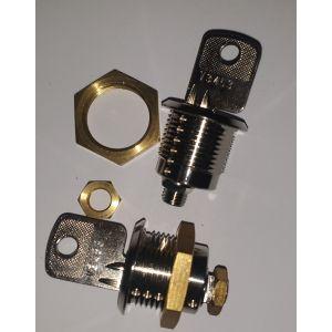 Lock V3453 complete with 2 keys