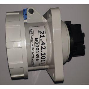CEE Socket oulet (2P+E 230V/63A)