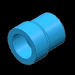 Socket reducing 63/40mm Niron PPR