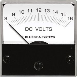Volt Meter Micro 8-16V DC