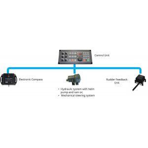 Autopilot Heavy Duty Rudder