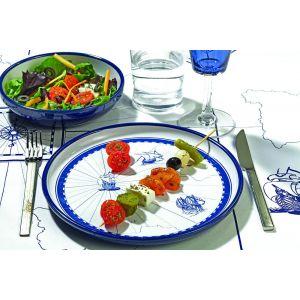 Melamine Dinner Plate, Set of 6