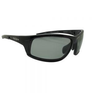 Sunglass KELSO Grey frame, Grey lens polycarbonate polarized