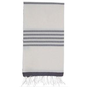 Hammamas Towel  MARINE Navy/Dove