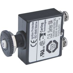 Circuit Breaker Push Button 10A ST