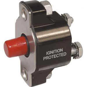 Circuit Breaker Push Button MD 30A