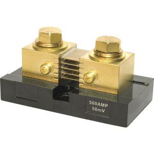 Shunt 500 Amp 50Mv