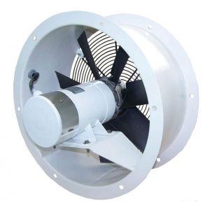 Blower Helicoidal VE35 12V A-flux