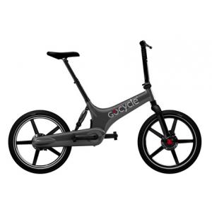 Gocycle G2R Grey/Silver Shocklock