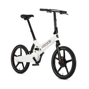 Gocycle FBL White