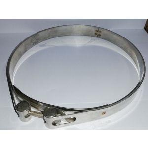 HOSE CLAMP-Pari 190 185-192mm  SS