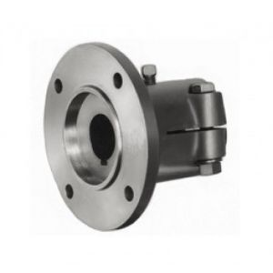 Half coupling male for 55mm shaft