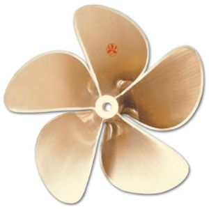 """Propeller 29""""x35"""" (dia. x pitch) 5 Blades Right Hand MnBr (Manganese Bronze)"""
