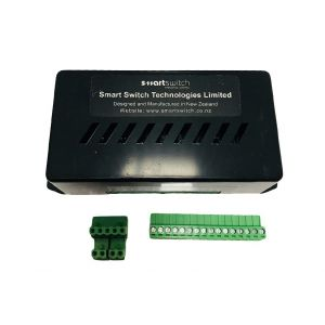 Alarm Control with 8 Outputs for