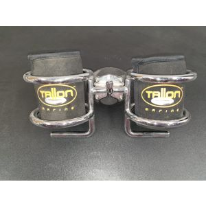 Double Stainless Drink Holder